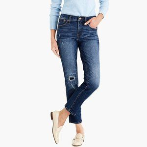 J. Crew Straight Rip-and-Repair size 32 NWT